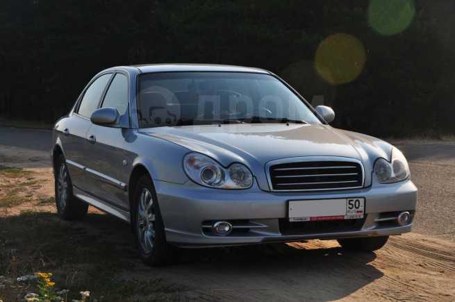 Hyundai Sonata, 2005 год, 292 000 руб.