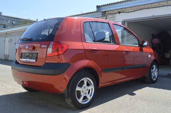 Hyundai Getz, 2008 год, 287 000 руб.