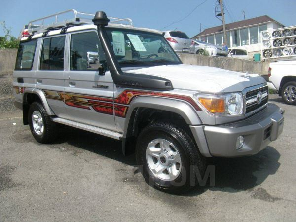 Toyota Land Cruiser, 2014 год, 3 500 000 руб.