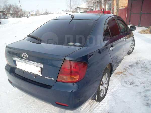 Toyota Allion, 2002 год, 372 000 руб.