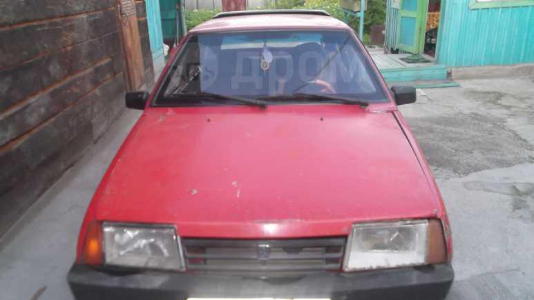 Лада 2109, 1993 год, 70 000 руб.