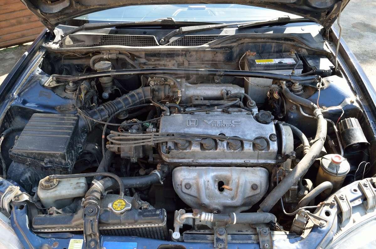 honda civic ferio 1999 год фото двигателя