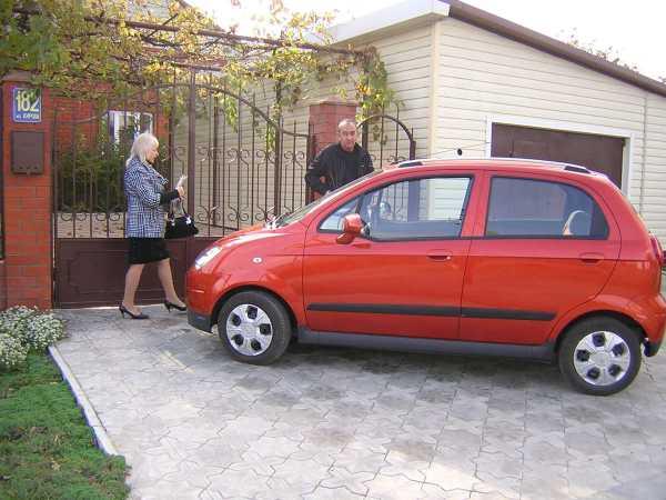 Chevrolet Spark, 2009 год, 290 000 руб.