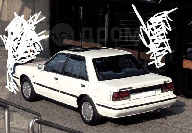Nissan Bluebird, 1989 год, 20 000 руб.