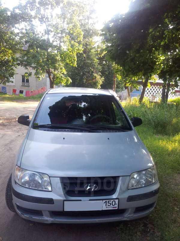 Hyundai Matrix, 2004 год, 165 000 руб.