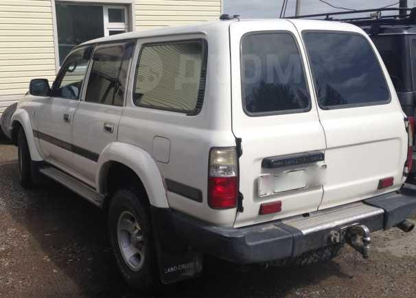 Toyota Land Cruiser, 1993 год, 600 000 руб.