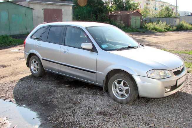 Mazda Familia S-Wagon, 2000 год, 175 000 руб.