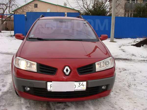 Renault Megane, 2007 год, 370 000 руб.