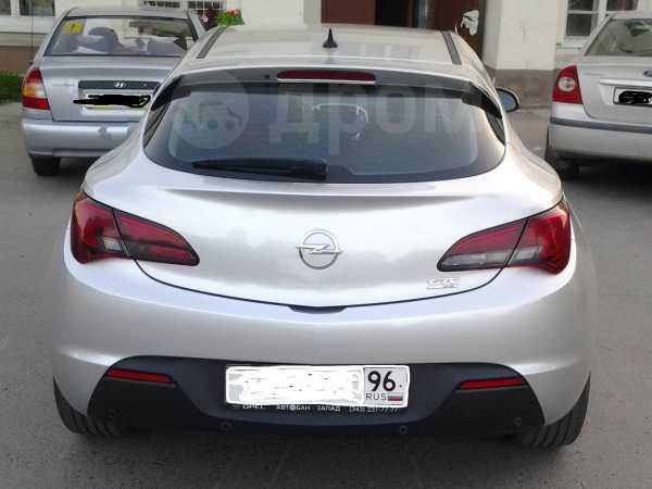 Opel Astra GTC, 2013 год, 630 000 руб.