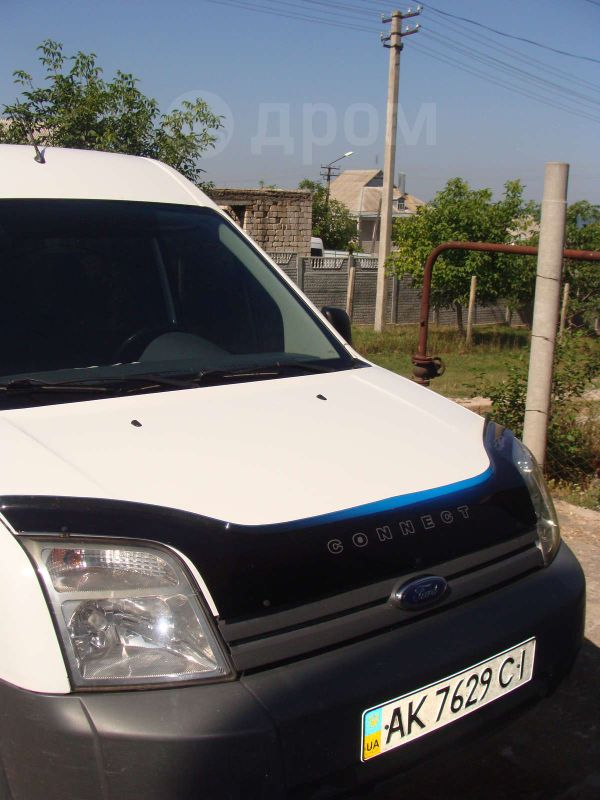 Ford Tourneo Connect, 2008 год, 460 000 руб.