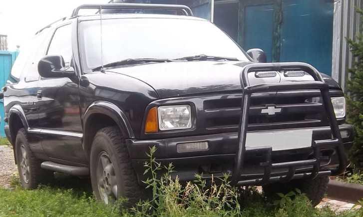 Chevrolet Blazer, 1995 год, 180 000 руб.
