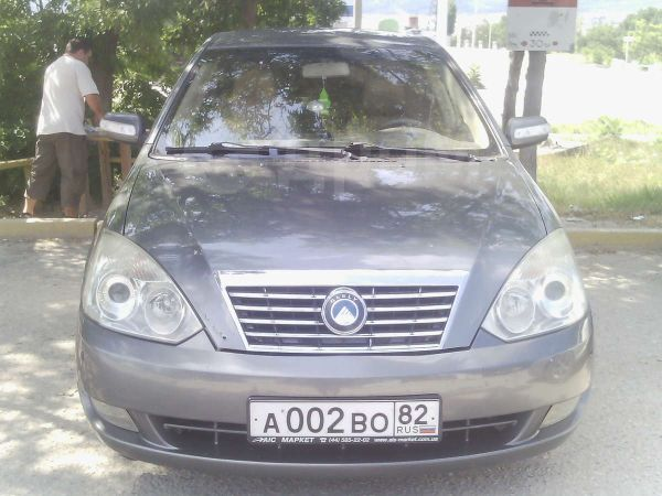 Geely FC, 2009 год, $8500