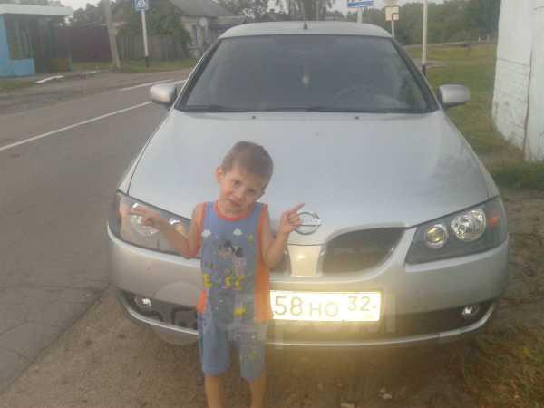 Nissan Almera, 2003 год, 240 000 руб.
