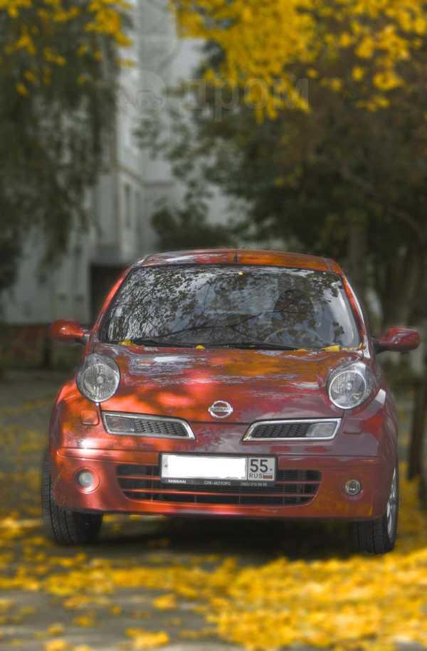 Nissan Micra, 2007 год, 315 000 руб.