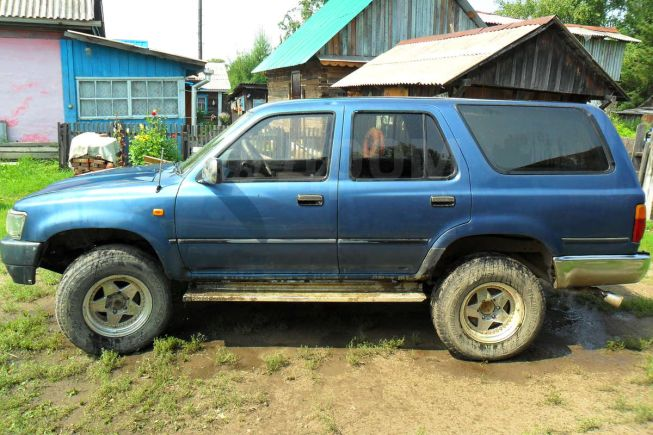 Toyota Hilux Surf, 1993 год, 130 000 руб.