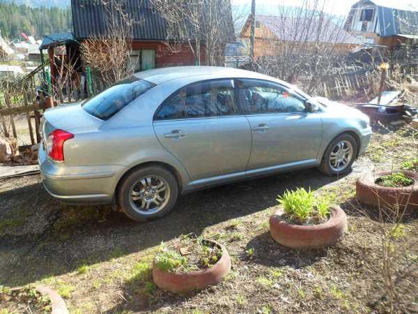 Toyota Avensis, 2007 год, 523 000 руб.