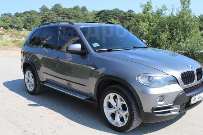 BMW X5, 2007 год, $34000