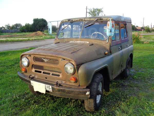 УАЗ 469, 1983 год, 43 000 руб.