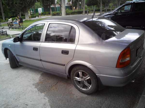 Opel Astra, 2002 год, 240 000 руб.