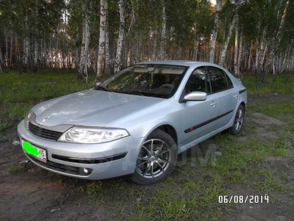 Renault Laguna, 2001 год, 200 000 руб.