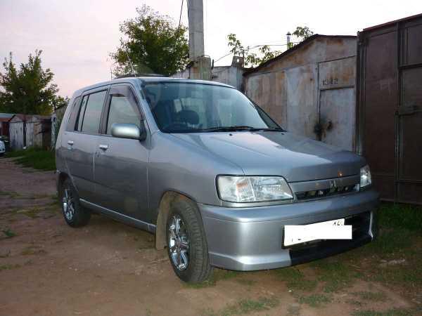 Nissan Cube, 1998 год, 117 000 руб.