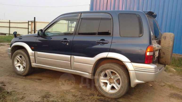 Suzuki Escudo, 2001 год, 485 000 руб.