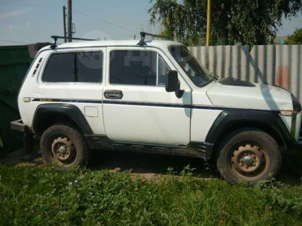 Лада 4x4 2121 Нива, 1993 год, 60 000 руб.