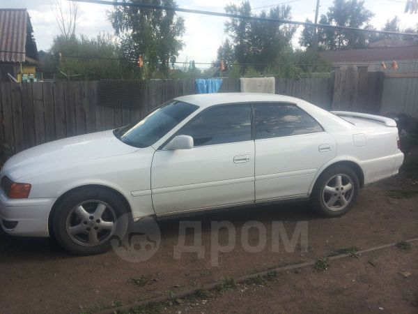 Toyota Chaser, 2001 год, 150 000 руб.