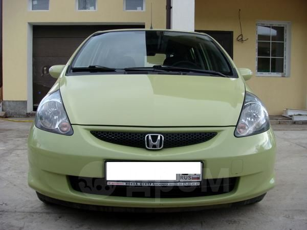 Honda Jazz, 2005 год, 215 000 руб.