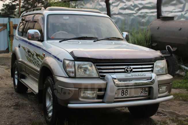 Toyota Land Cruiser Prado, 1999 год, 860 000 руб.