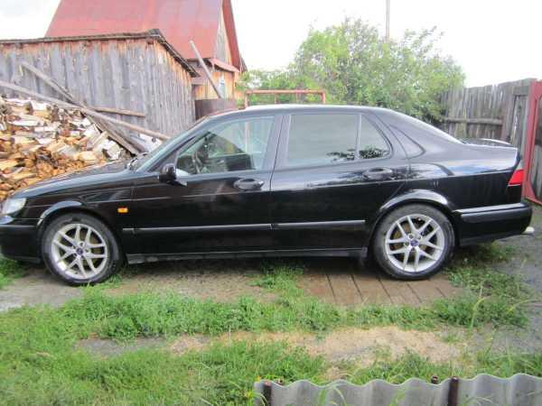 Saab 9-5, 1999 год, 285 000 руб.