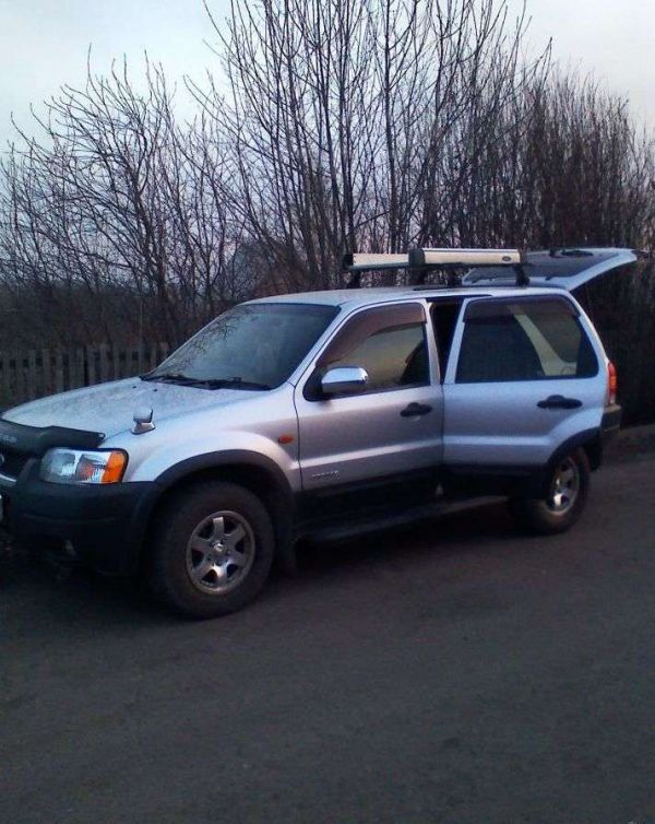 Ford Escape, 2001 год, 385 000 руб.