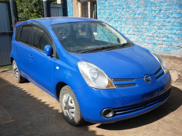 Nissan Note, 2006 год, 279 000 руб.