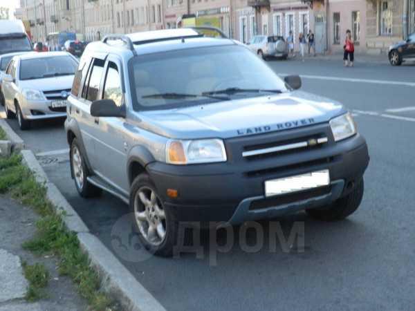 Land Rover Freelander, 2002 год, 370 000 руб.