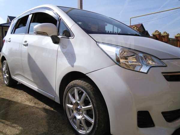 Toyota Ractis, 2012 год, 570 000 руб.