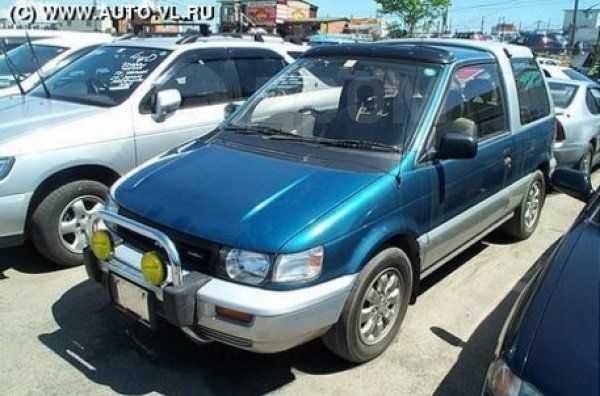 Mitsubishi RVR, 1996 год, 175 000 руб.