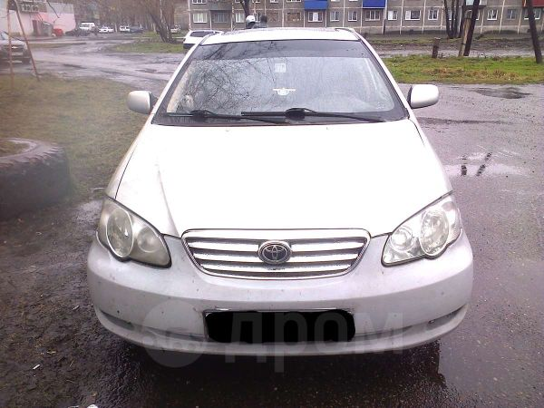 BYD F3, 2008 год, 175 000 руб.
