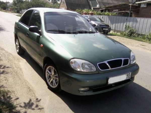 Chevrolet Lanos, 2007 год, 188 000 руб.
