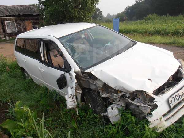 Toyota Corolla Fielder, 2002 год, 130 000 руб.