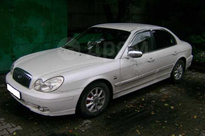 Hyundai Sonata, 2001 год, 220 000 руб.