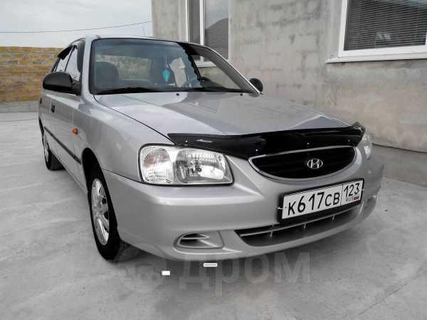 Hyundai Accent, 2007 год, $7900