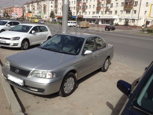 Nissan Sunny, 2003 год, 227 000 руб.