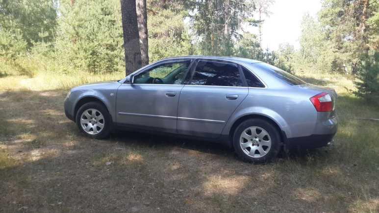 Audi A4, 2003 год, 345 000 руб.