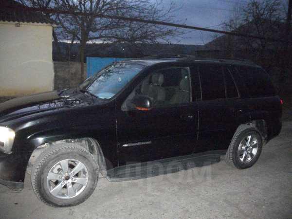 Chevrolet TrailBlazer, 2004 год, 500 000 руб.