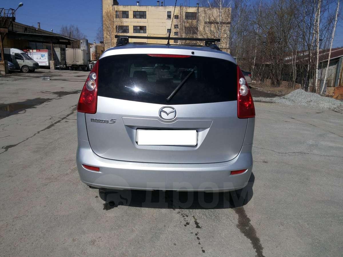 Продажа mazda mazda года в Екатеринбурге мест отличный  mazda mazda5 2007 год 395 000 руб