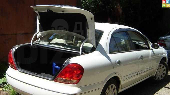 Nissan Bluebird Sylphy, 2004 год, 220 000 руб.