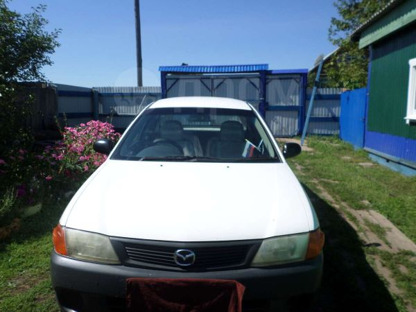 Mazda Familia, 1999 год, 165 000 руб.