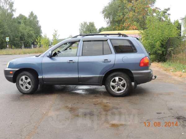 Hyundai Santa Fe, 2002 год, 330 000 руб.