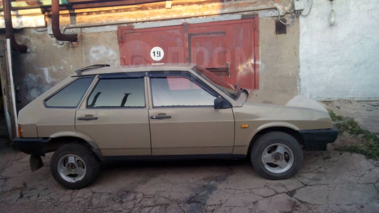 Лада 2109, 1994 год, 80 000 руб.