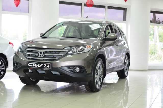 Honda CR-V, 2014 год, 1 849 000 руб.